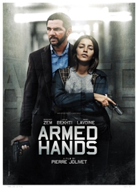 ARMED HANDS Sunday, April 7 – 1:00pm