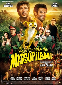 THURSDAY, FEBRUARY 21 at 11AM - Houba! On the trail of the Marsupilami